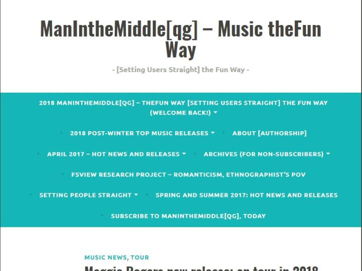 ManIntheMiddle[qg] – Music theFun Way – [Setting Users Straight] the Fun Way